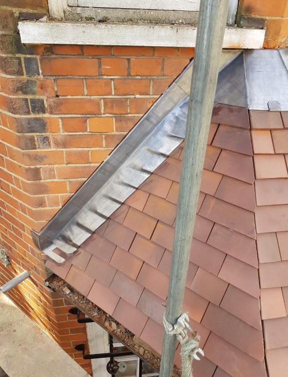 Lead Roofing Stratford