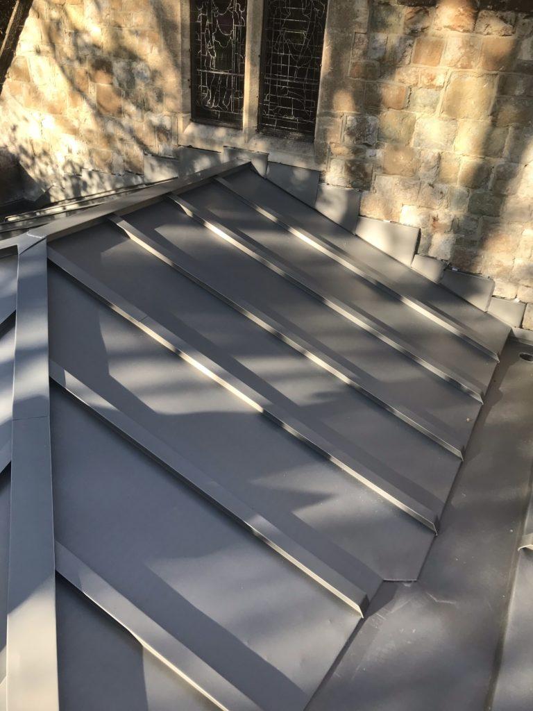 Zinc Roofing Chelsea