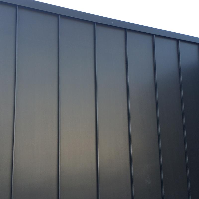 Zinc Anthra Roofing Chelsea
