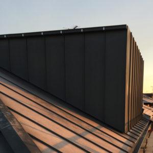 Zinc Graphite Grey Roofing Chelsea