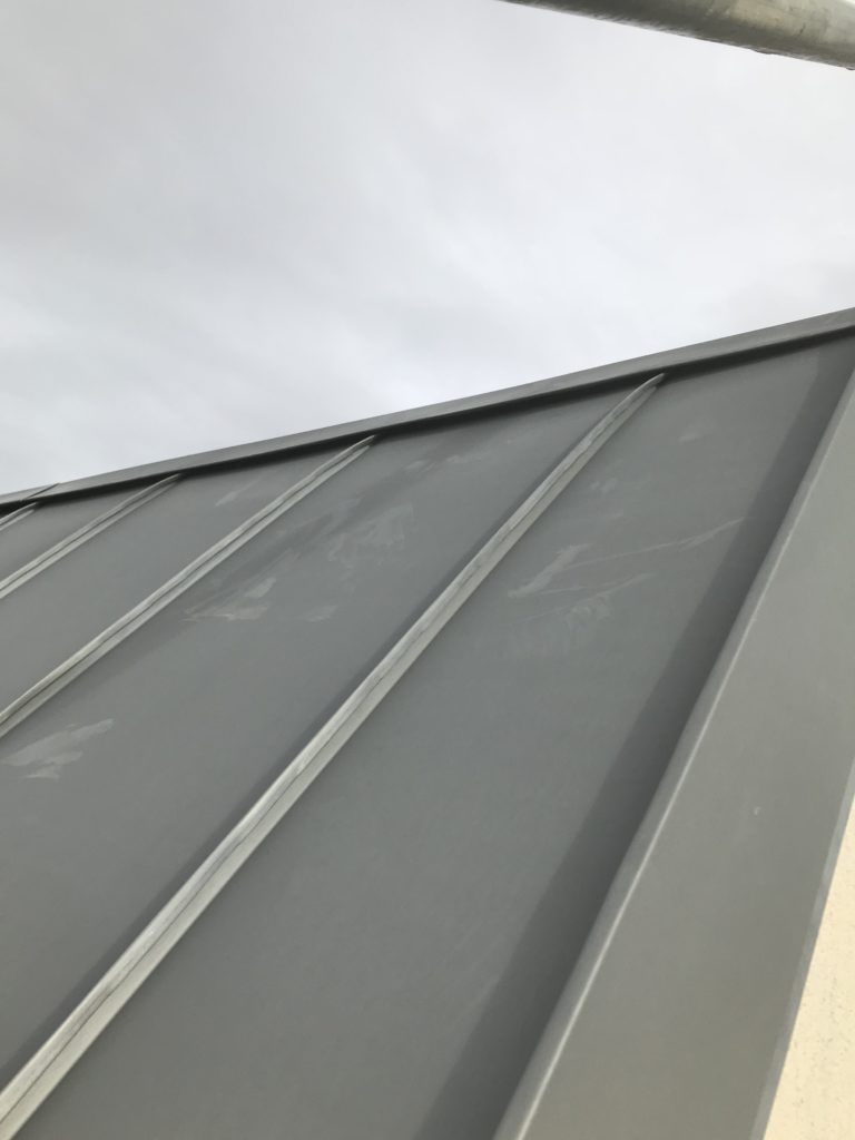Zinc Roof Extensions Brentwood