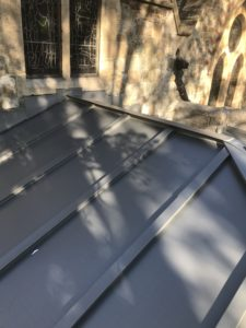 Zinc Roofing Dagenham