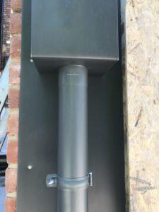 Zinc Wall Cladding Stratford